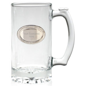 GUARDSMAN GLASS TANKARD