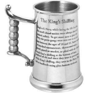 THE KING'S SHILLING