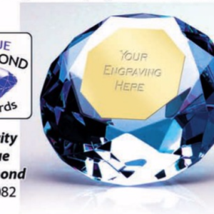 Clarity Blue Diamond