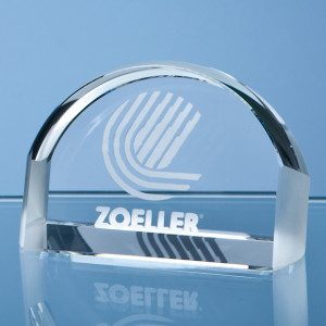 Optical Crystal Magnifying Paperweight ZT100